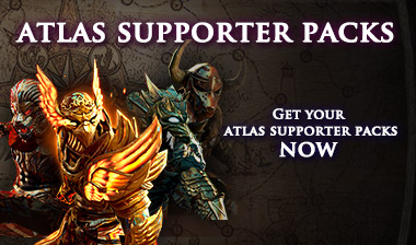 Atlas of Worlds Supporter Pack