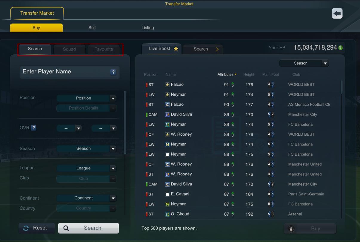 Patch 1708 World Legends Fifa Online 3 Registrasi Tournament  Indonesia Example